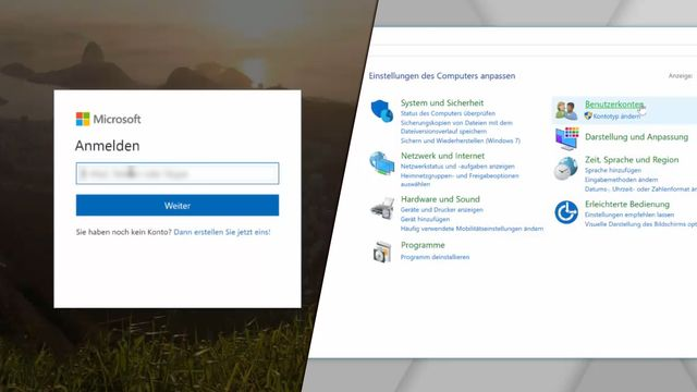 Windows 10: Add a user - this is how it works's done